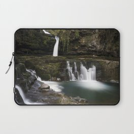 Brecon waterfalls Laptop Sleeve