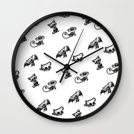 Skelanimals collection Wall Clock