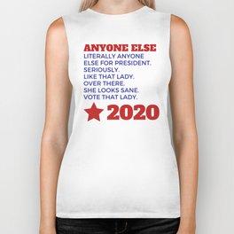 Anyone Else 2020 Biker Tank