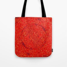 THE RED EYE EXPRESSion Tote Bag