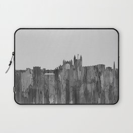 Bath, England Skyline - Navaho B&W Laptop Sleeve