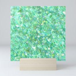 Ocean Mint Mini Art Print