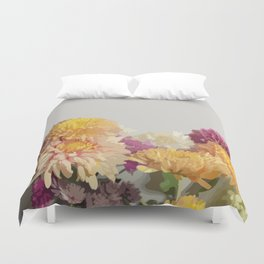 Mums the Word Duvet Cover