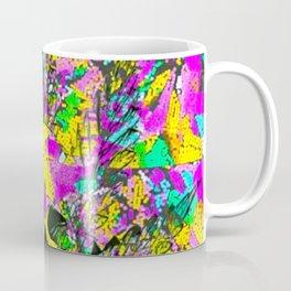 Trippy 420 Skull Coffee Mug