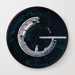 Sneglen Wall Clock