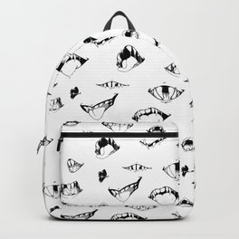 Teeth Backpack