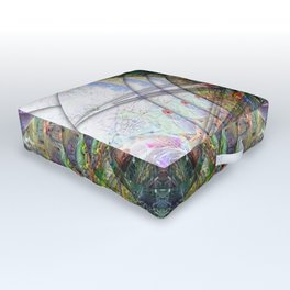 Hidden Mysteries 2: The Divinity Lens Outdoor Floor Cushion
