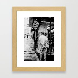 Hong Kong #47 Framed Art Print