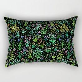 Medieval Spring Rectangular Pillow