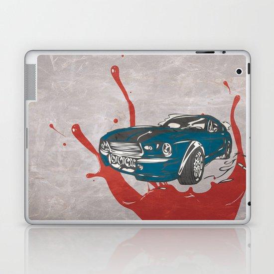 new Car ?? Laptop & iPad Skin