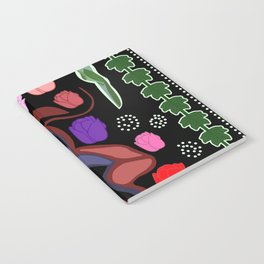 Sacred Lips Notebook