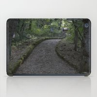 italian iPad Cases featuring Italian forest by F130284