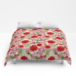 Berries and Boughs Comforters