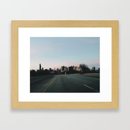 """""""I feel like Alexand"""" Chicago Framed Art Print"""