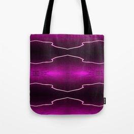 Light Trails Tote Bag