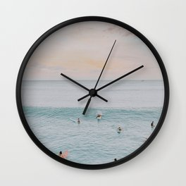 float xix Wall Clock