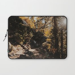 Fall in the Mountains Laptop Sleeve