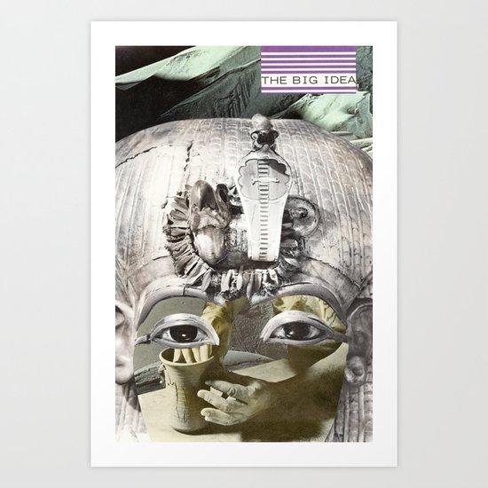 The Big Idea, vol. 2 Art Print