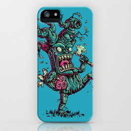 CrazyTree iPhone Case