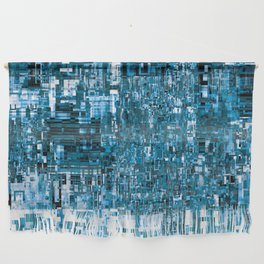 Circuitry Abstract Wall Hanging
