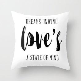 Rhiannon - Stevie Nicks Throw Pillow