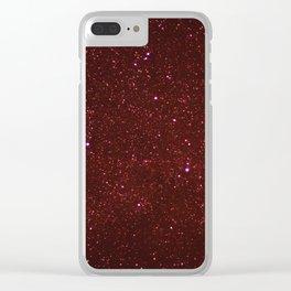 stars.. Clear iPhone Case