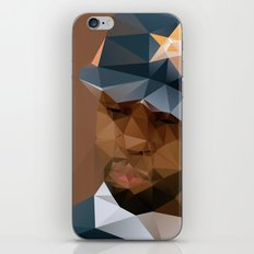 J DILLA iPhone & iPod Skin