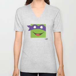 DONATELLO BOXHEAD Unisex V-Neck