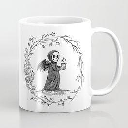 Circle of Life Grim Reaper Coffee Mug