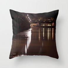lightbridge Throw Pillow