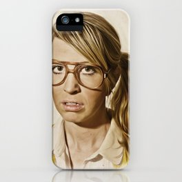 i.am.nerd. : Lizzy iPhone Case