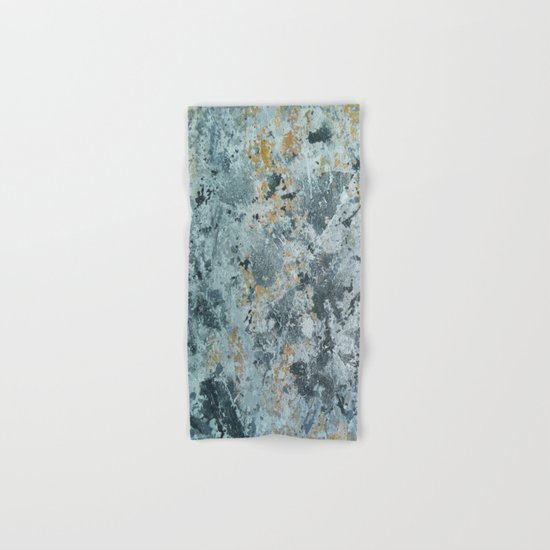 Abstract painting 100 Hand & Bath Towel