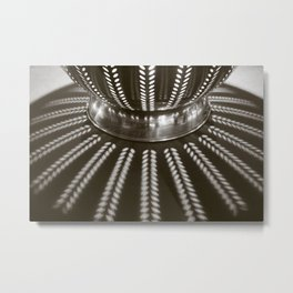 Kitchen Colander Metal Print