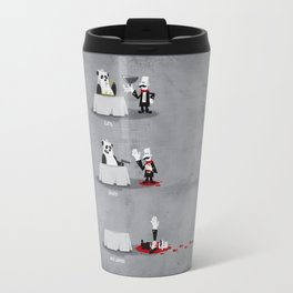 Eating Habits of the Panda Travel Mug