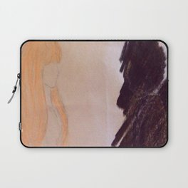 Shadow couple Laptop Sleeve