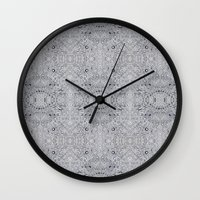 motivation Wall Clocks featuring Motivation by IRIS Photo & Design