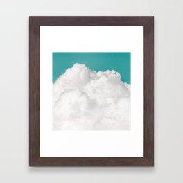 Dreaming Of Mountains Framed Art Print