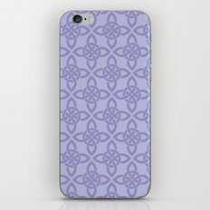Northern Knot Pattern iPhone & iPod Skin