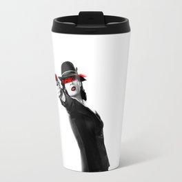 Peggy Carter Travel Mug