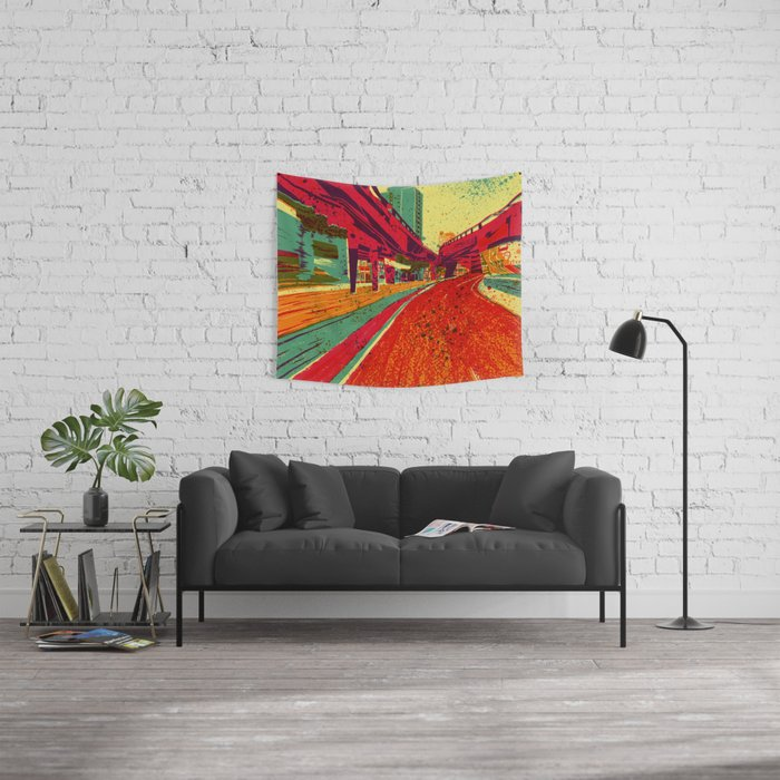 Buy gold - Fortuna Series Wall Tapestry