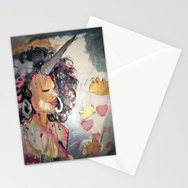 Black Unicorn: Sugar Oompa Loompa Stationery Cards