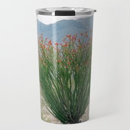Ocotillo Plant (Anza Borrego Desert, California) Travel Mug