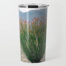 Ocotillo Plant (Anza Borrego Desert, California) Travel Mug