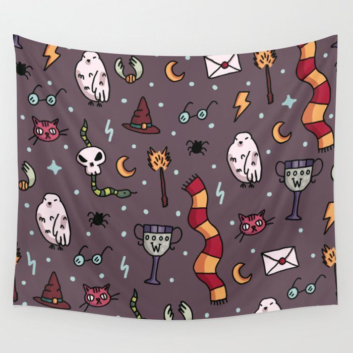 harrypotter Wall Tapestry