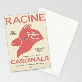 Racine Cardinals Stationery Cards