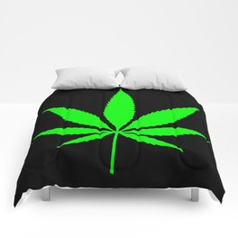 Weed : High times Comforters