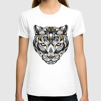 leopard T-shirts featuring Leopard by Andreas Preis