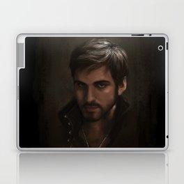 OUAT - Killian Jones - Captain Hook Laptop & iPad Skin