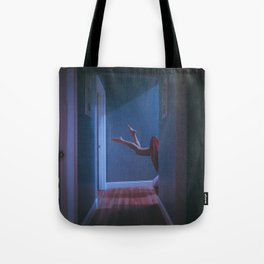 there's a light in the attic Tote Bag