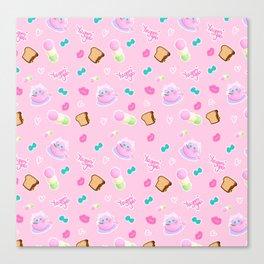 Yato Dango Pattern Canvas Print